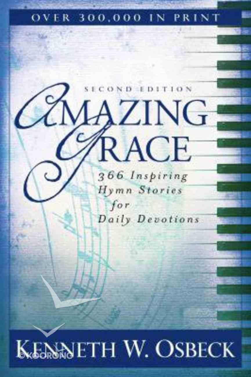 Amazing Grace (2nd Edition) Paperback