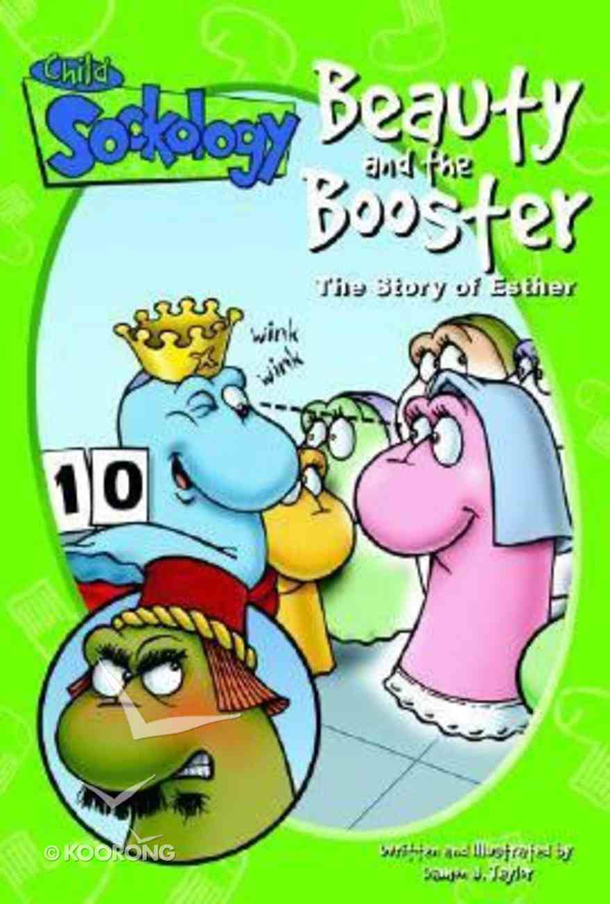 Beauty and the Booster (Child Sockology Series) Hardback