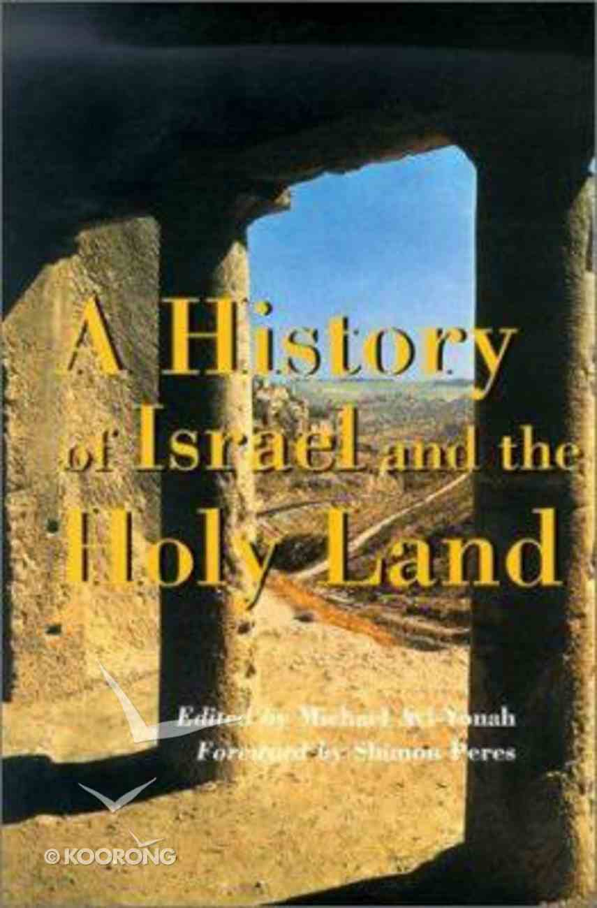 A History of Israel and the Holy Land Hardback