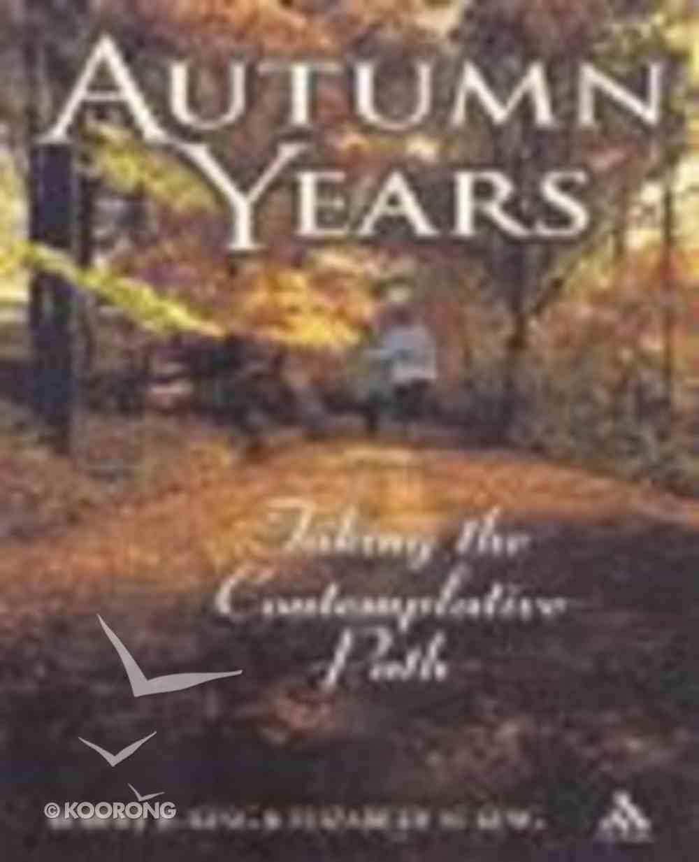 Autumn Years Hardback