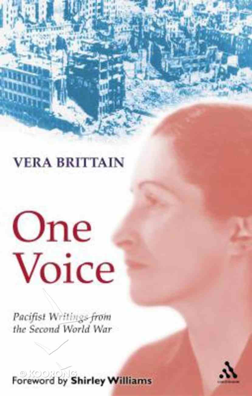 One Voice Paperback