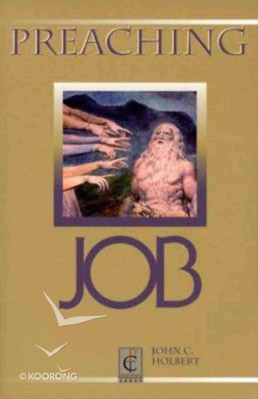 Preaching Job Paperback