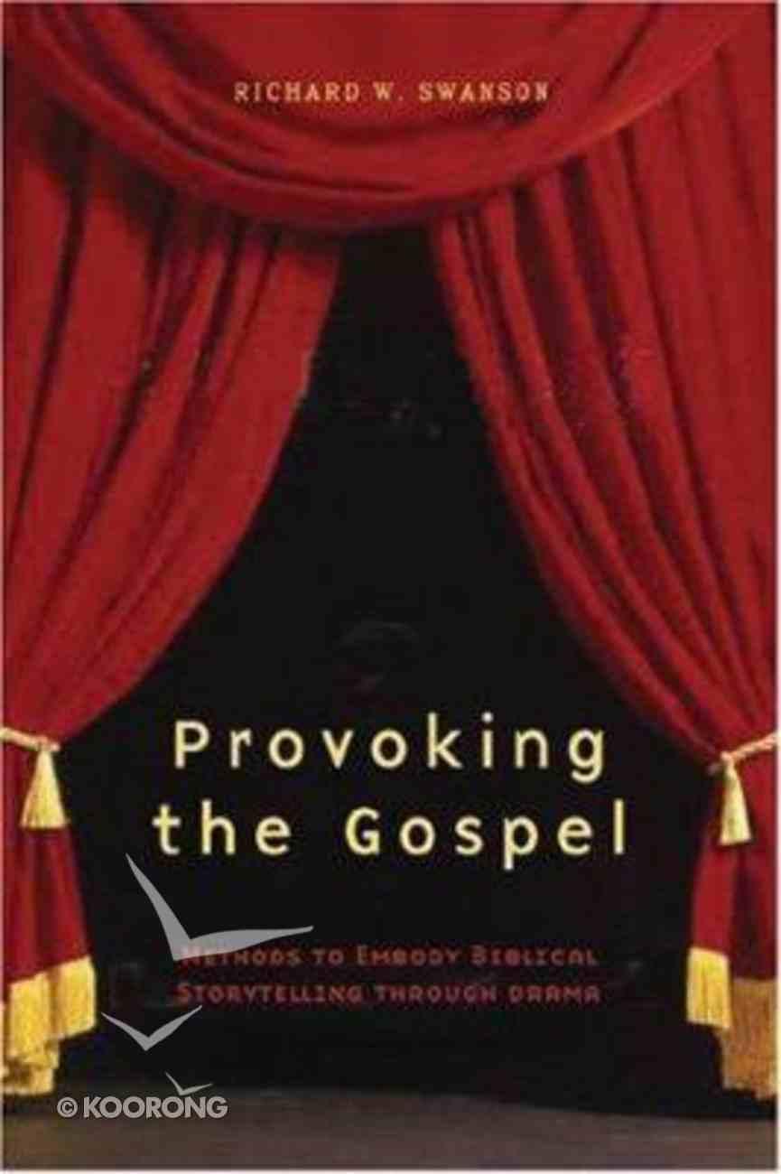 Provoking the Gospel Paperback