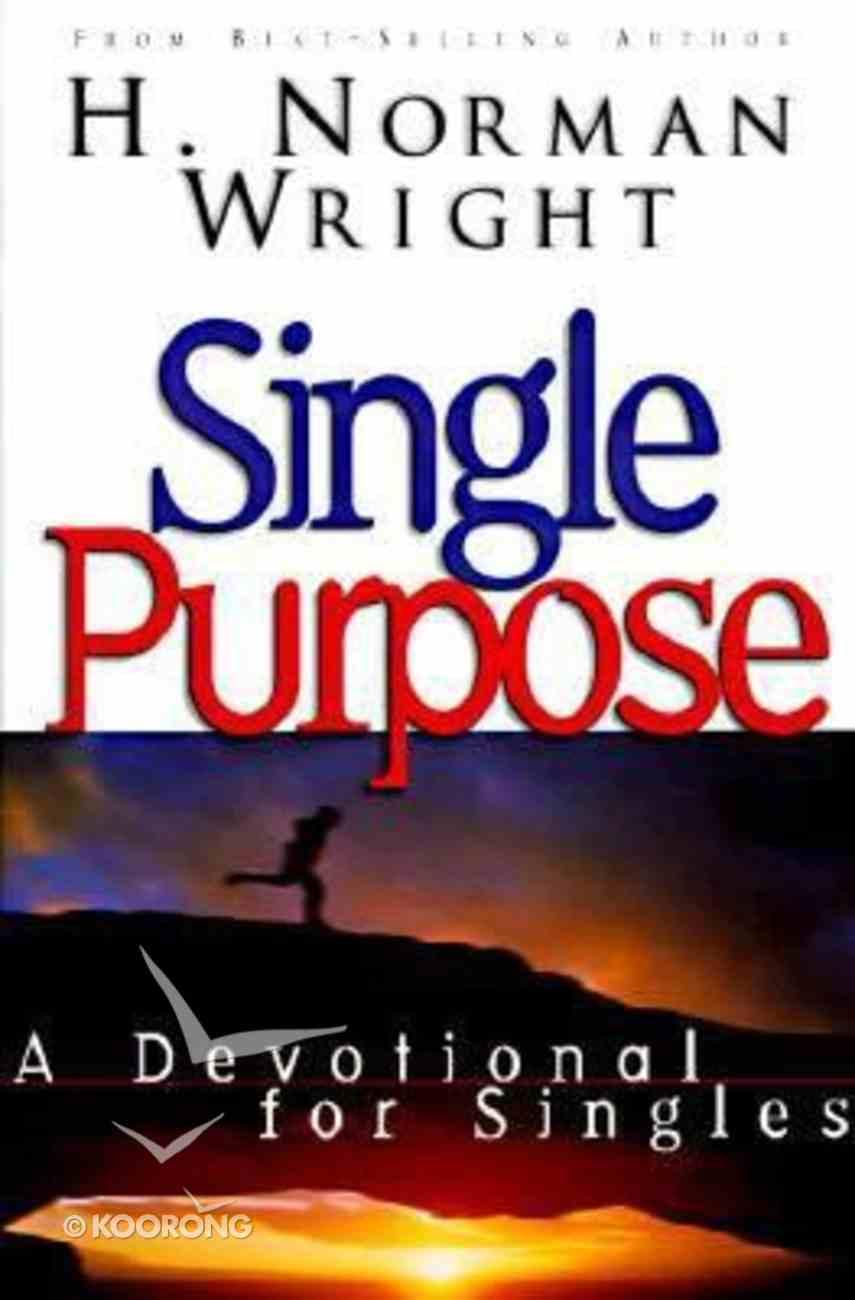 Single Purpose Hardback