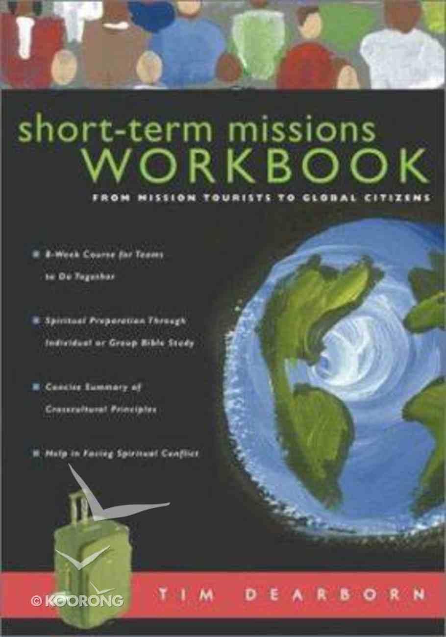 Short-Term Missions Workbook Paperback