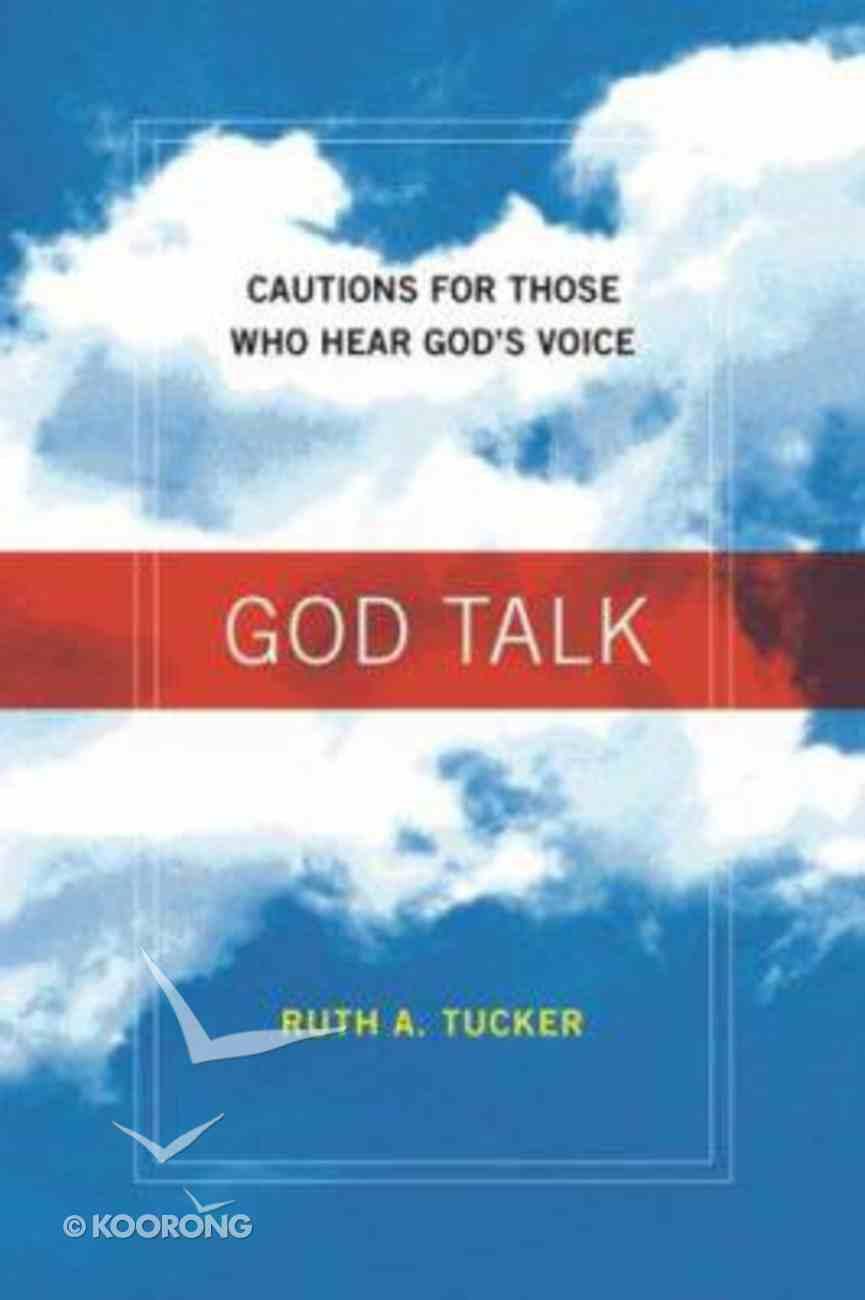 God Talk Paperback