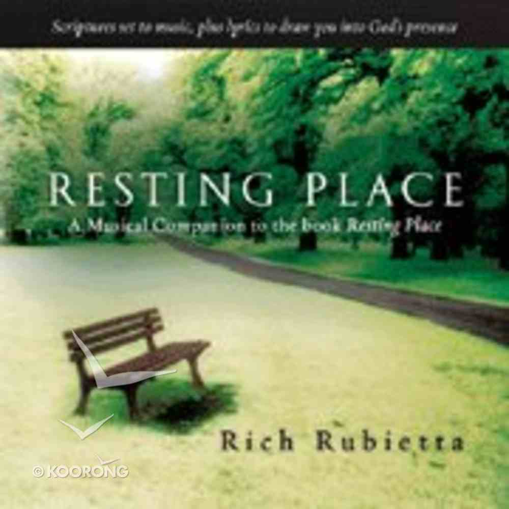 Resting Place CD