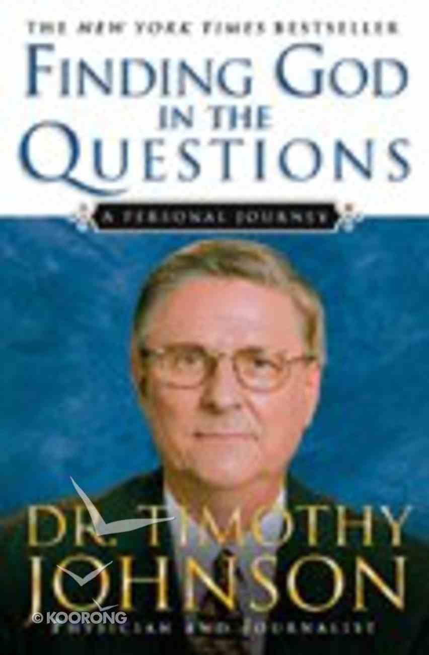 Finding God in the Questions Paperback