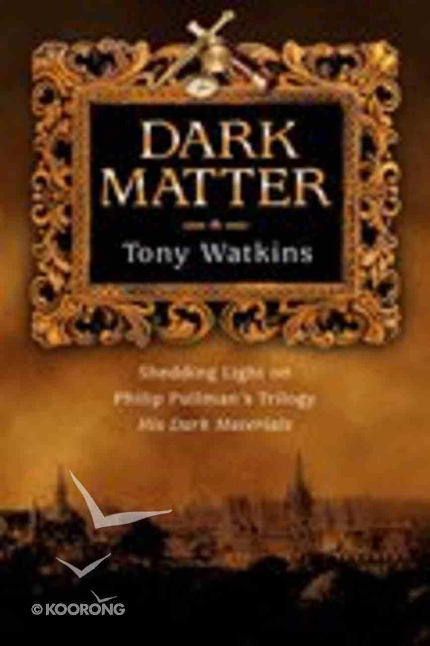 Dark Matter Paperback