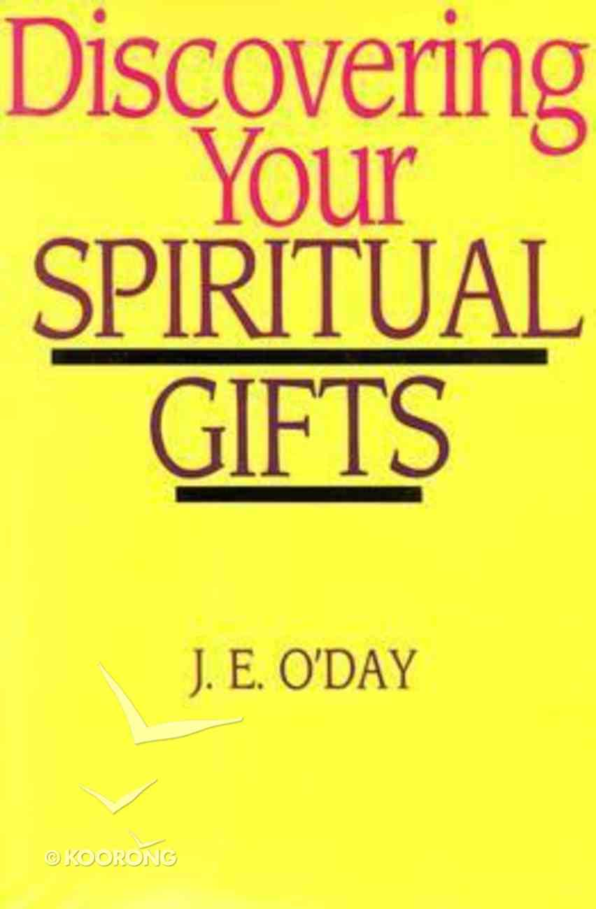 Discovering Your Spiritual Gifts (5 Pack) Booklet