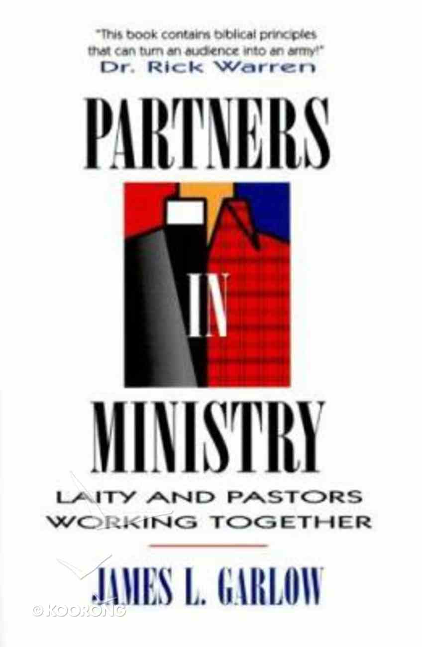 Partners in Ministry Paperback