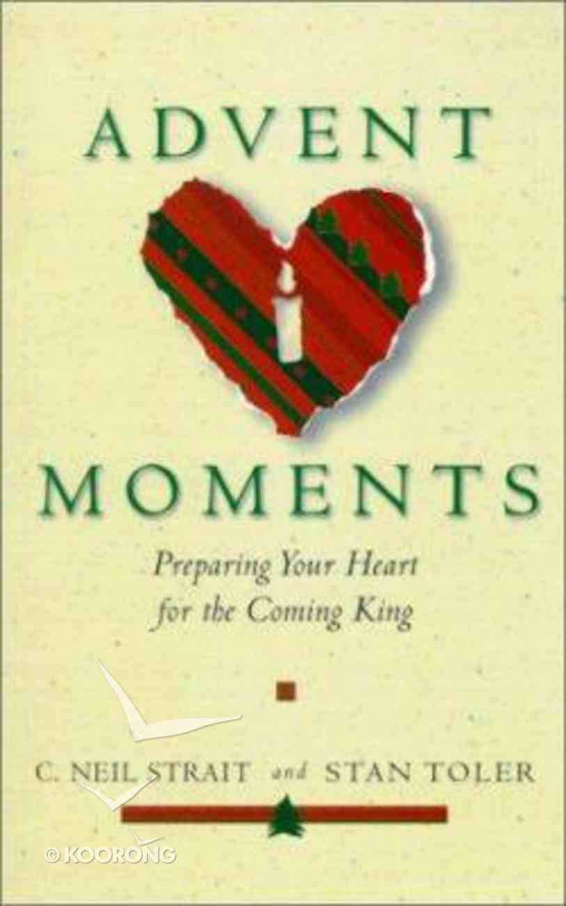 Advent Moments Paperback