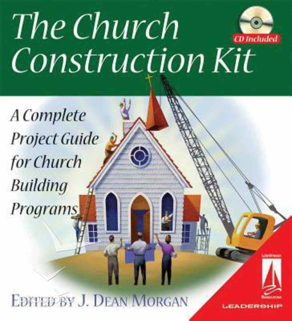 The Church Construction Kit (Includes CD) (Lifestream Resources Kits Series) Ring Bound
