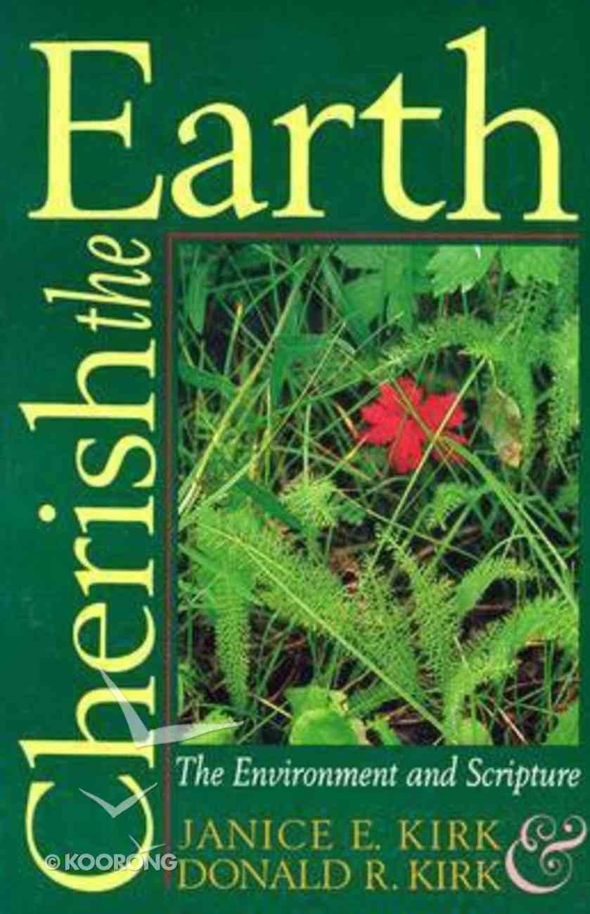 Cherish the Earth Paperback