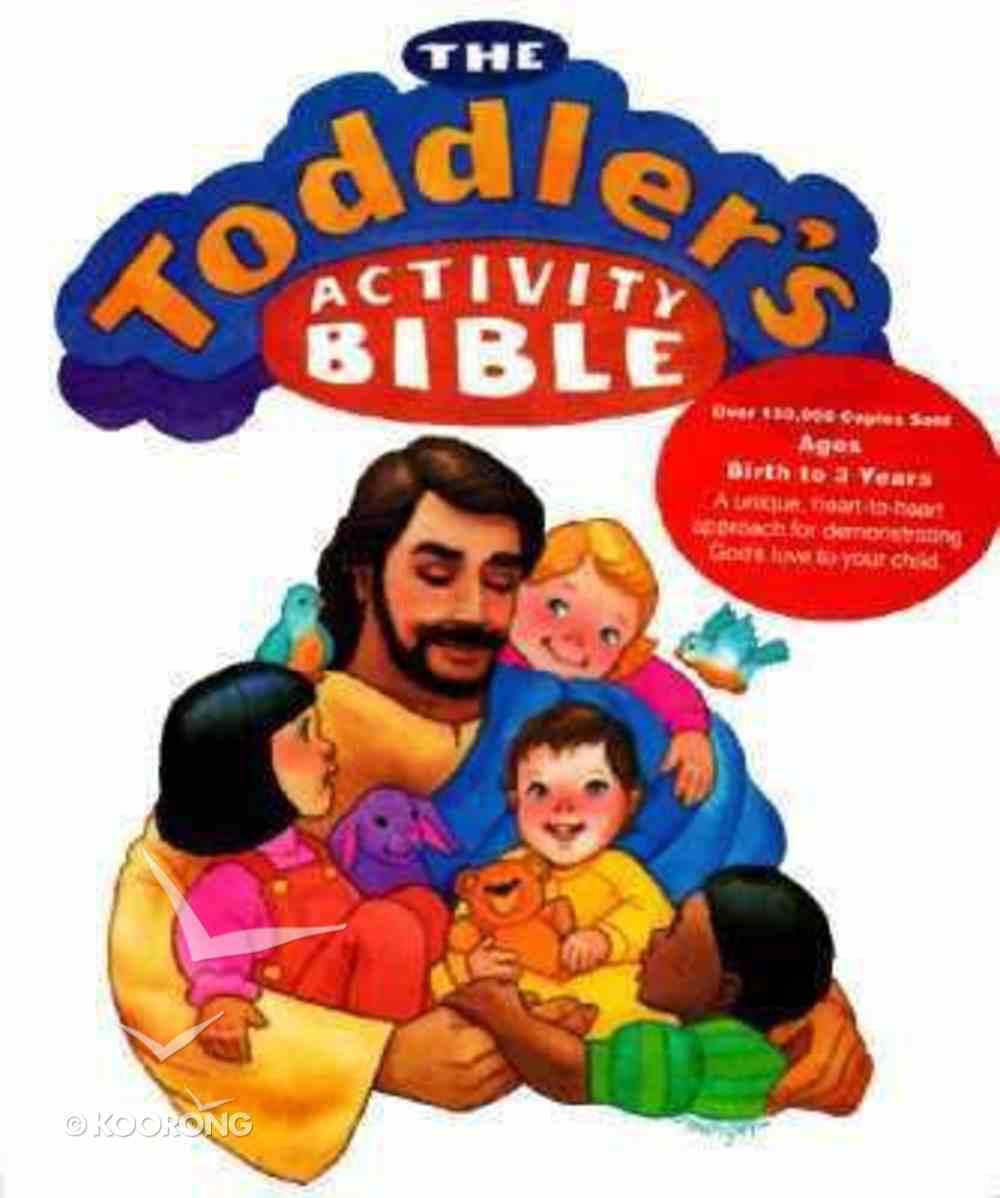 Toddler's Activity Bible Hardback