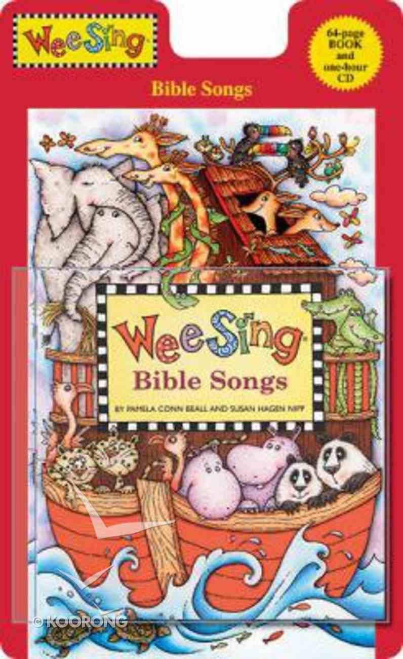 Bible Songs (Wee Sing Series) Paperback