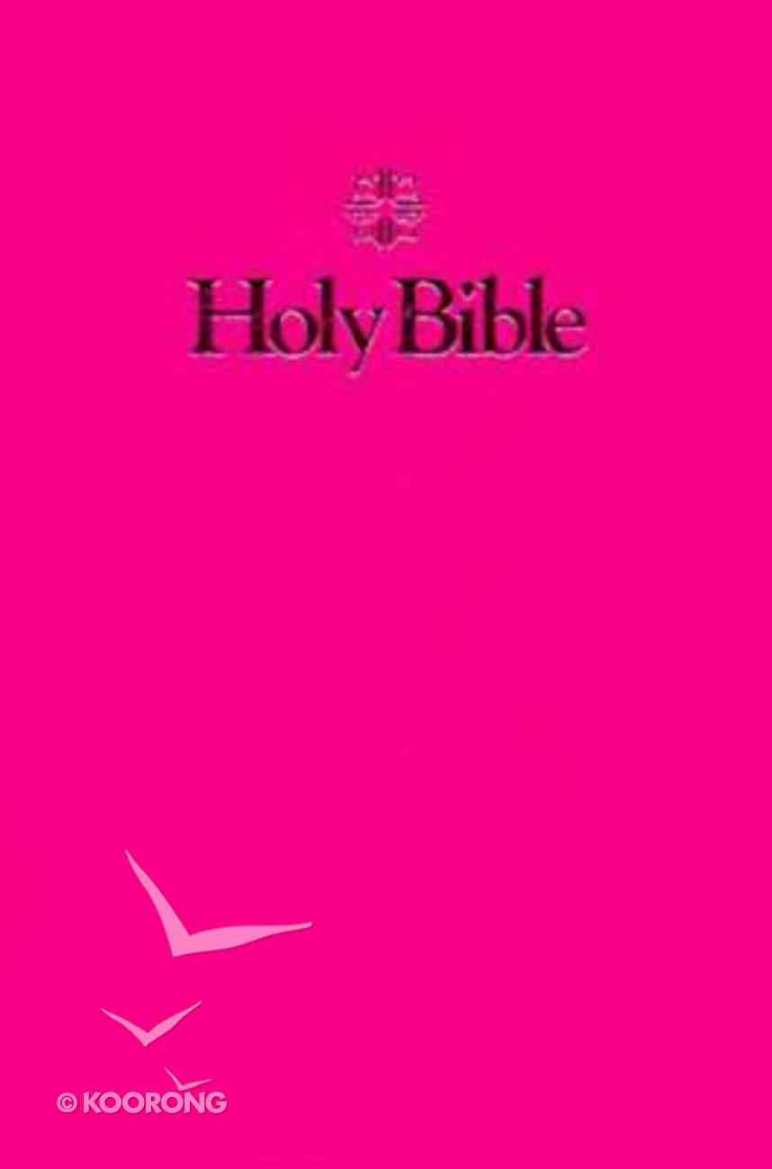 Ncv International Children's Bible Raspberry Imitation Leather