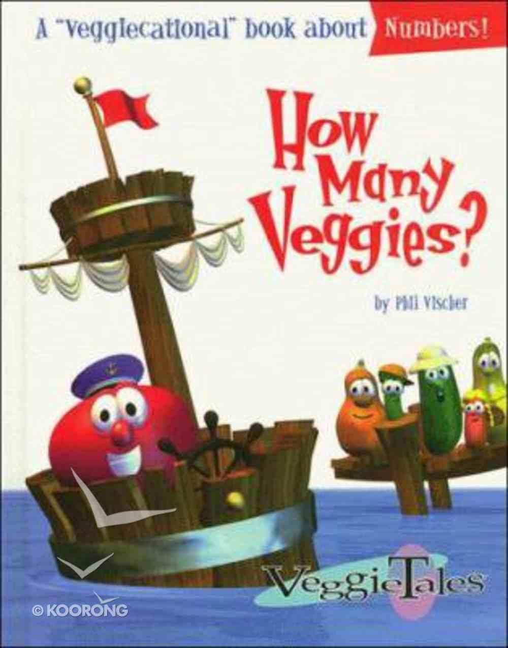How Many Veggies? (Veggie Tales (Veggietales) Series) Hardback