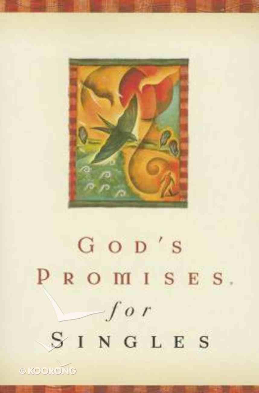 God's Promises For Singles Paperback
