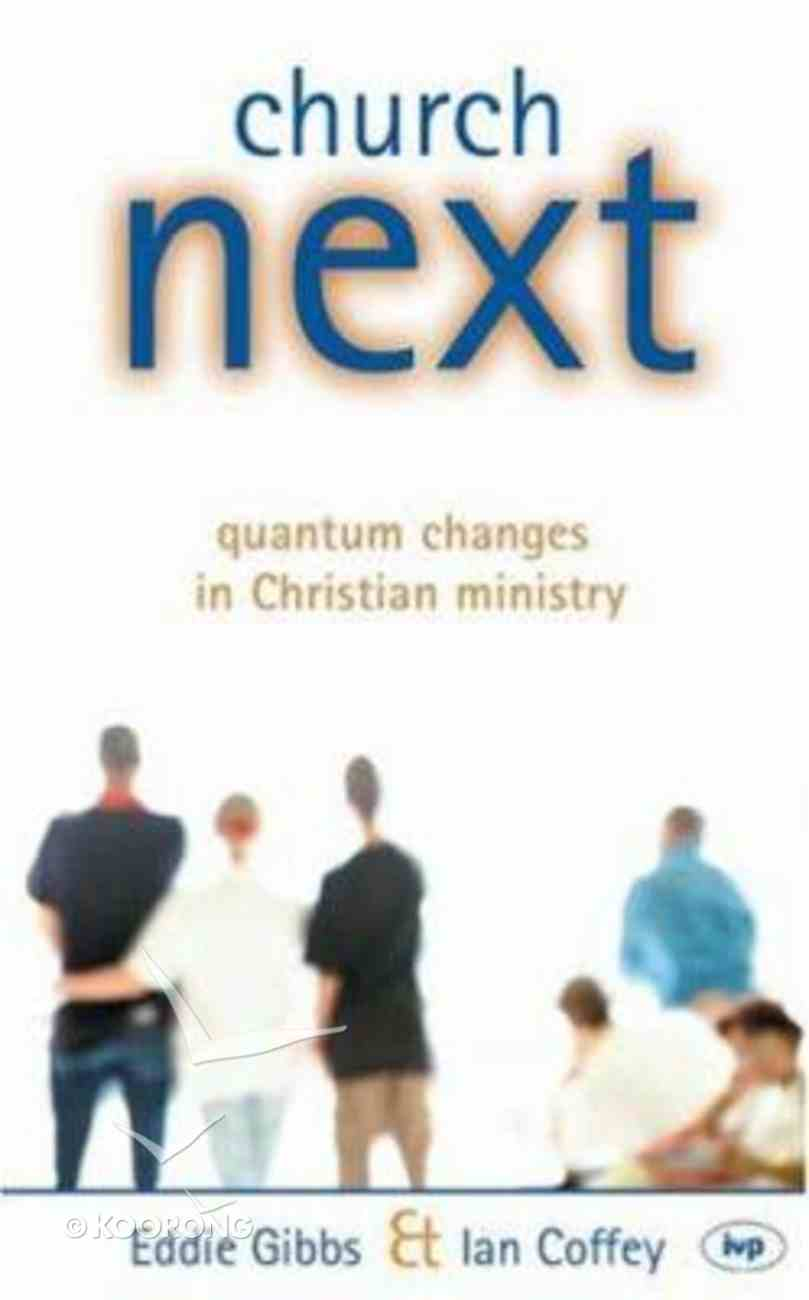 Church Next Paperback