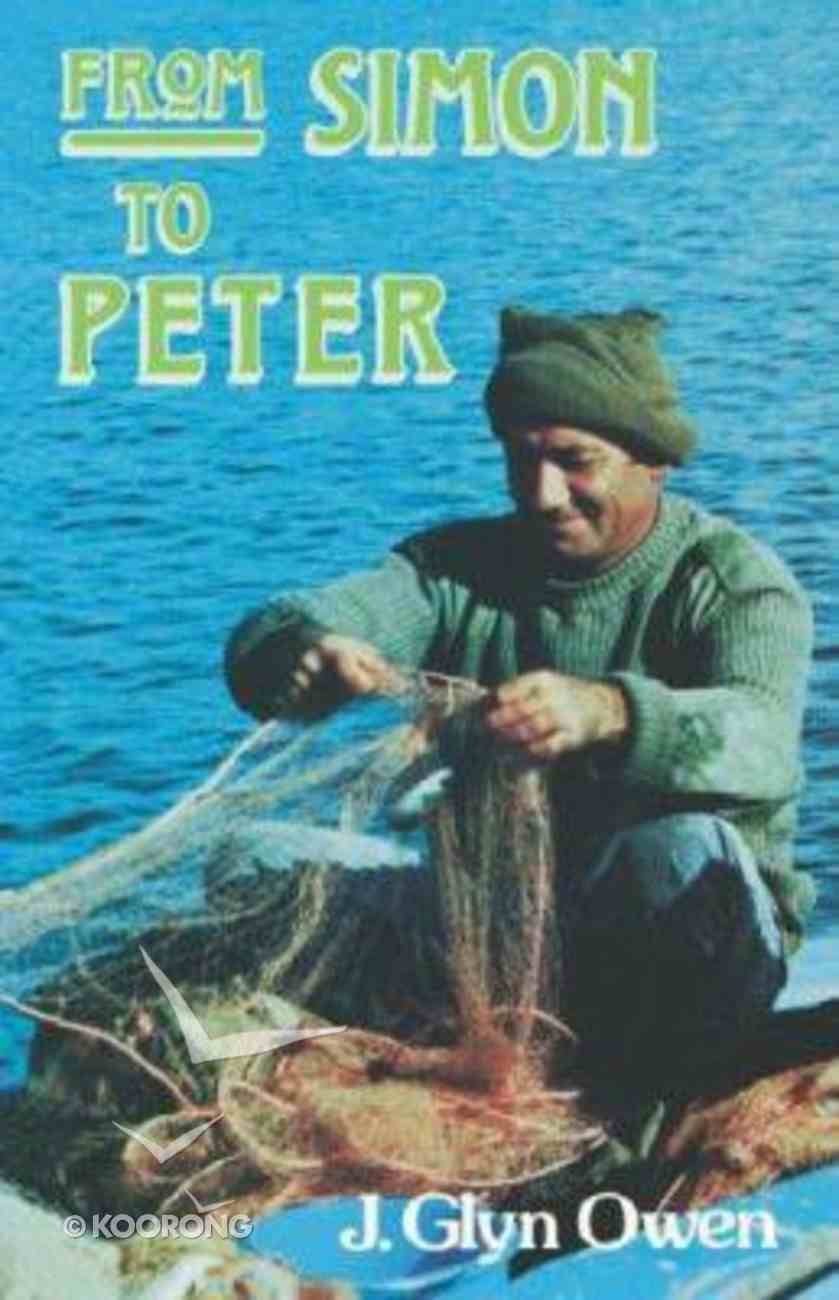 From Simon to Peter Paperback