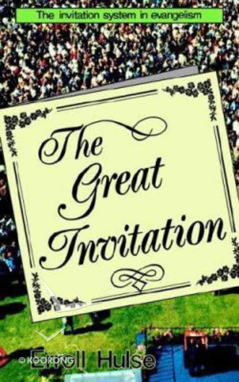 Great Invitation Paperback