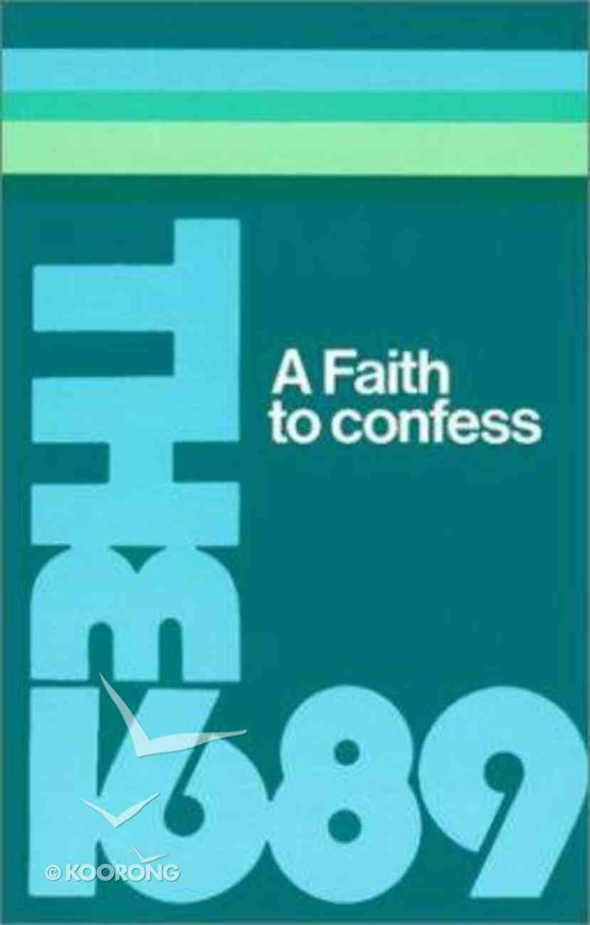 A Faith to Confess Paperback