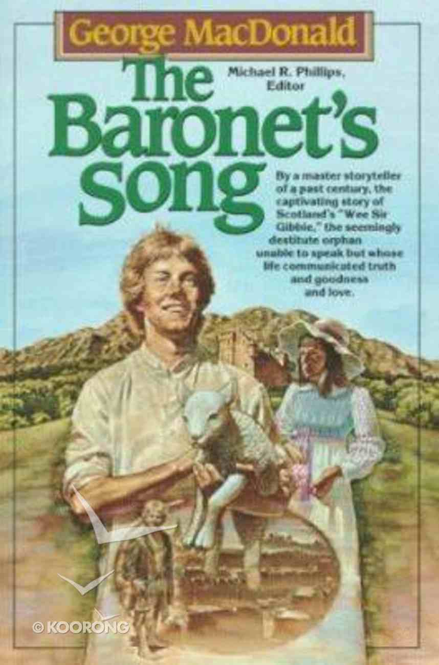 Baronet's Song the Paperback