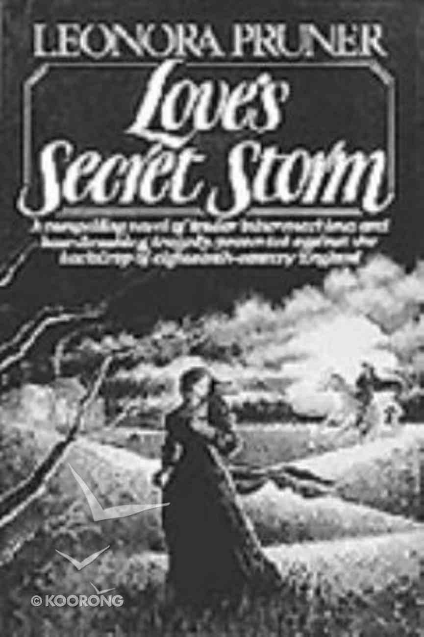 Love's Secret Storm Paperback