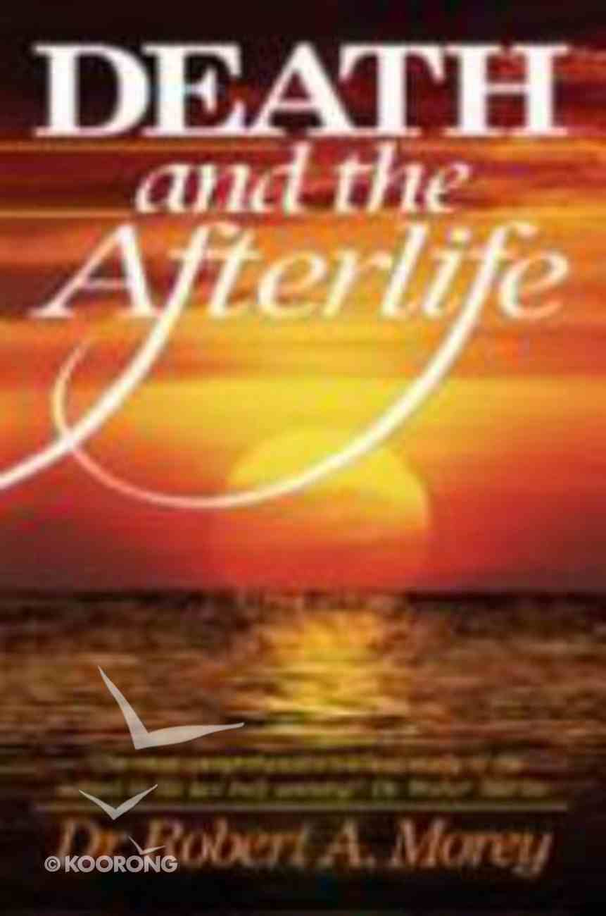 Death and the Afterlife Hardback
