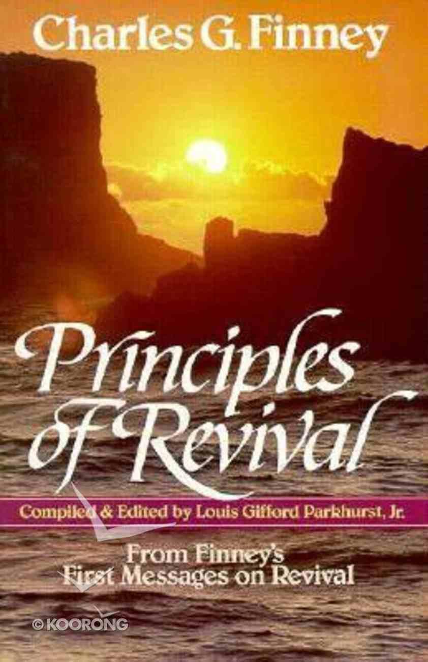 Principles of Revival Paperback