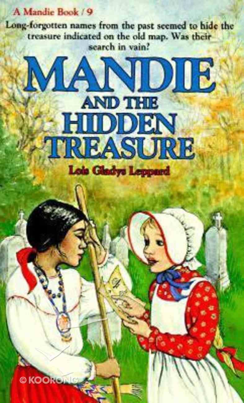 Hidden Treasure (#09 in Mandie Series) Paperback