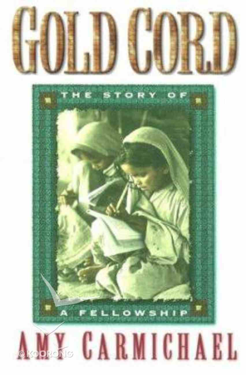 Gold Cord Paperback