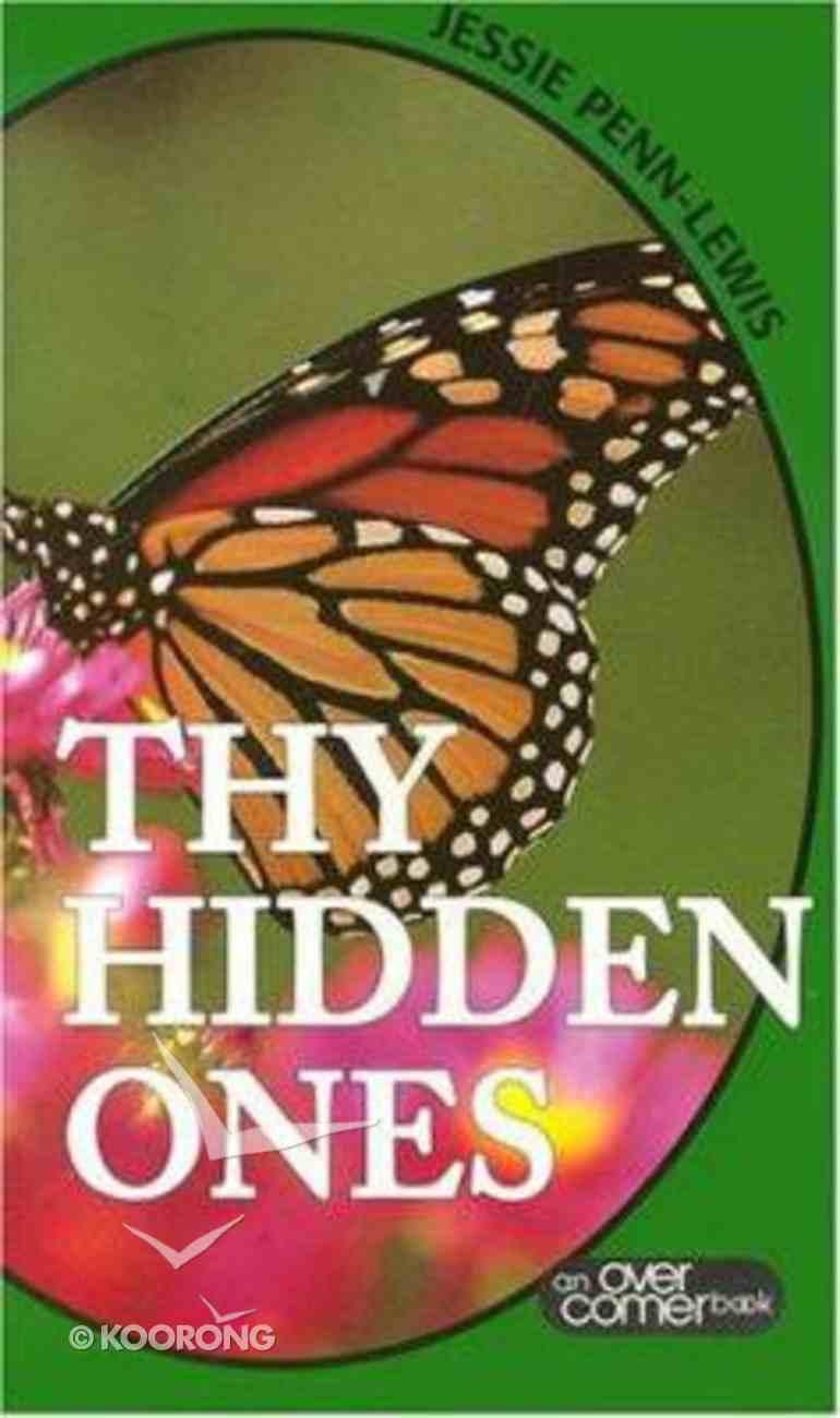 Thy Hidden Ones Mass Market