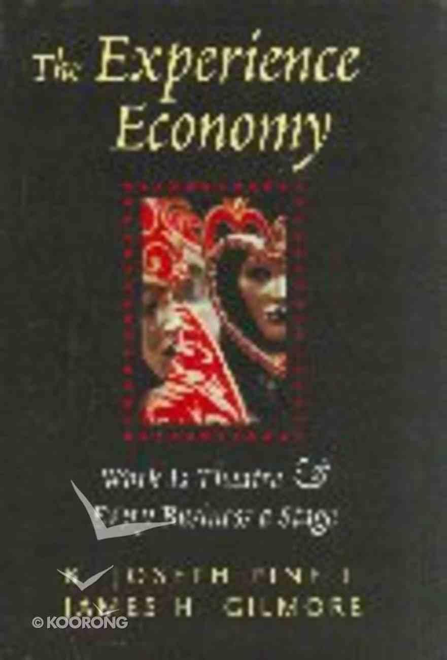 The Experience Economy Hardback