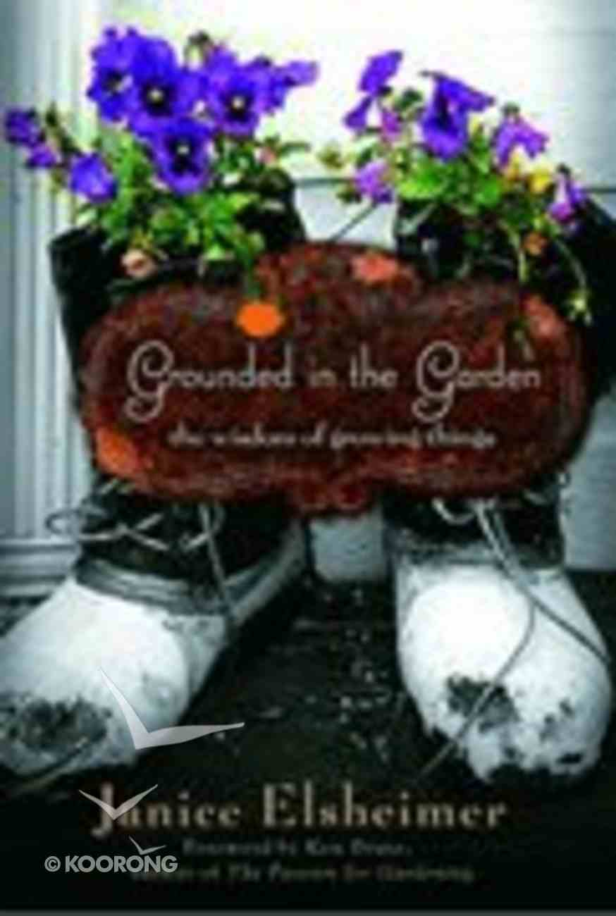 Grounded in the Garden Paperback