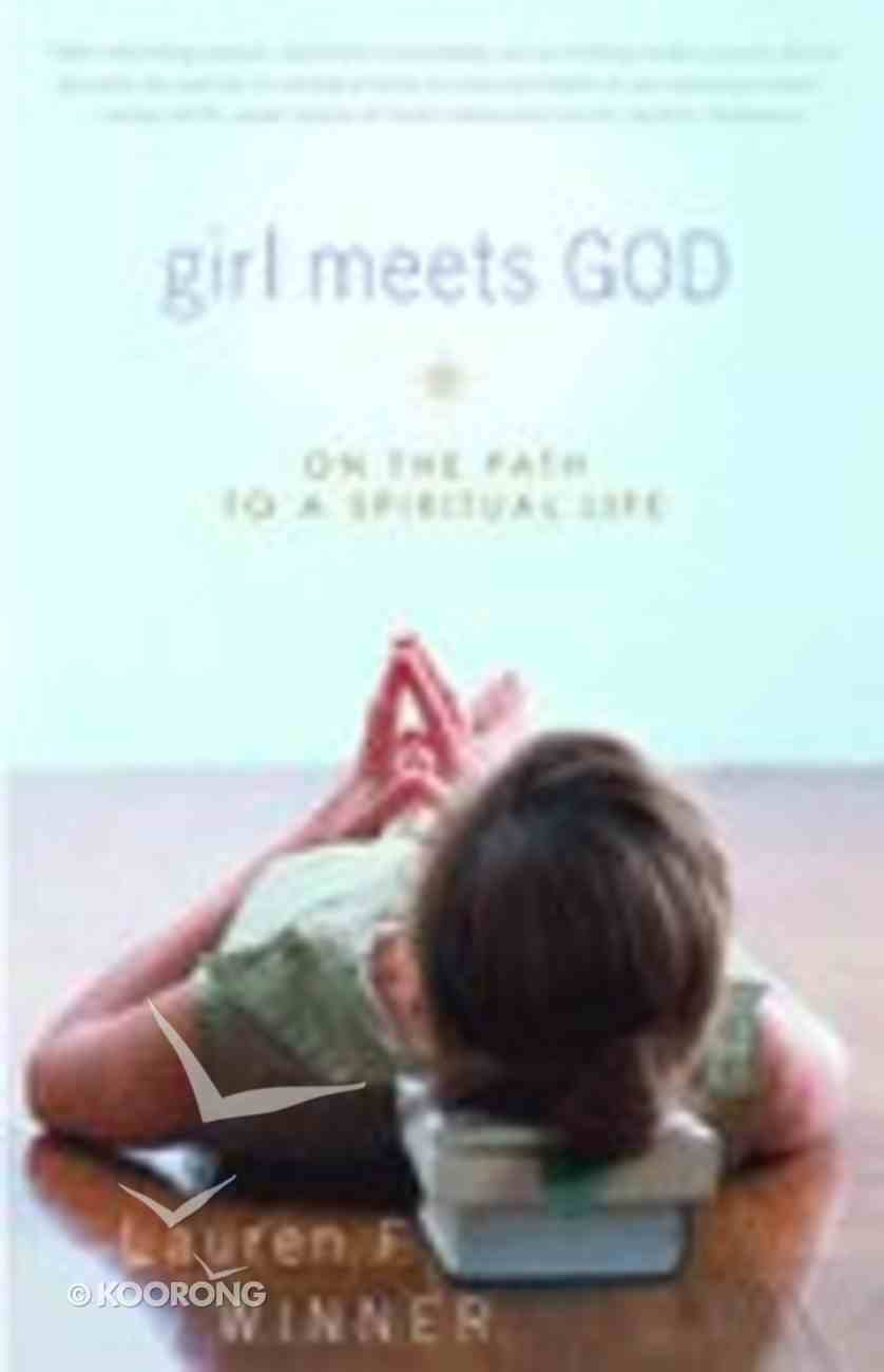 Girl Meets God Paperback