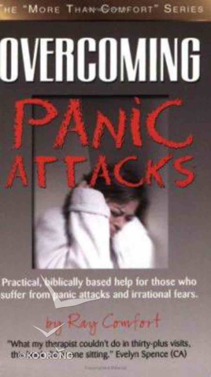 Overcoming Panic Attacks Mass Market