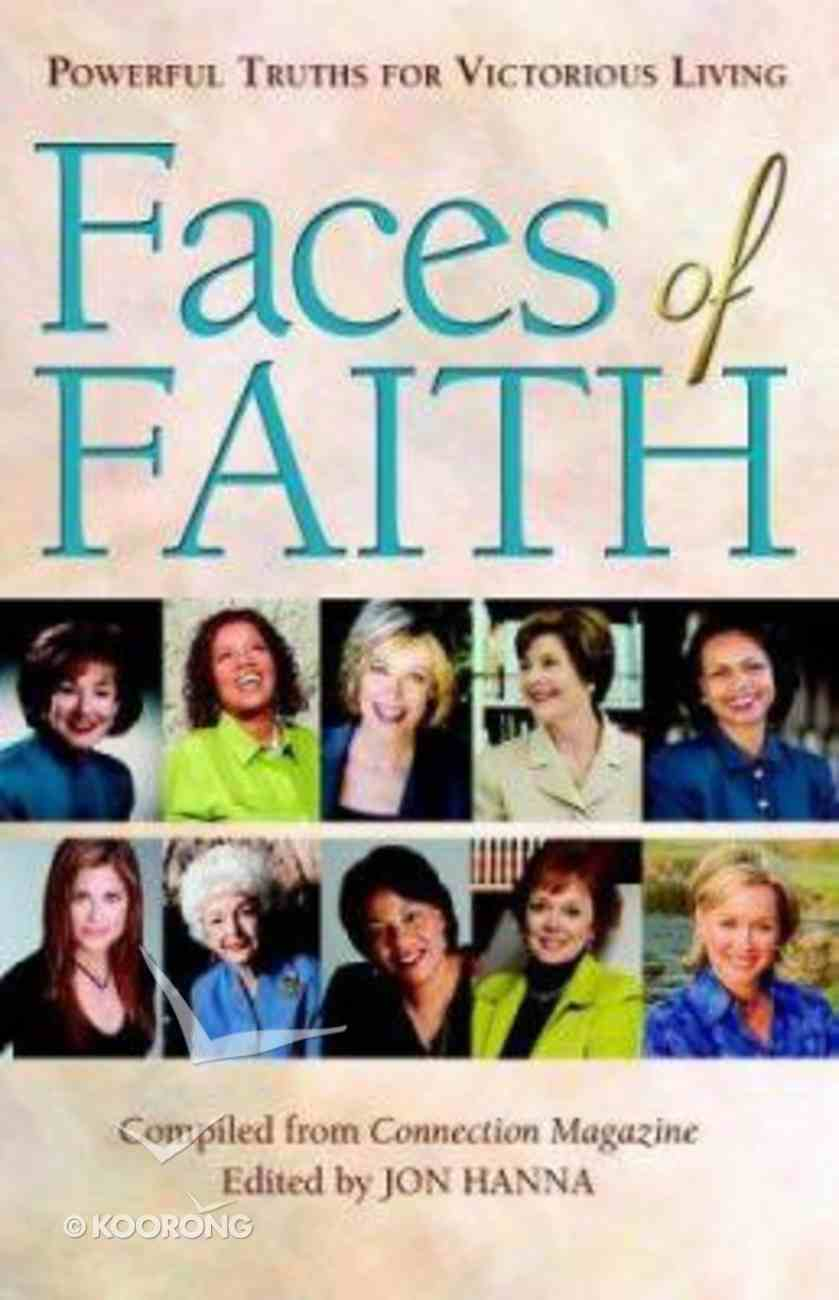Faces of Faith Paperback