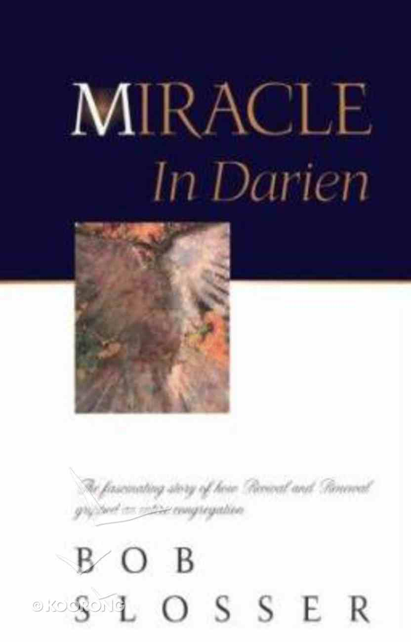 Miracle in Darien Paperback
