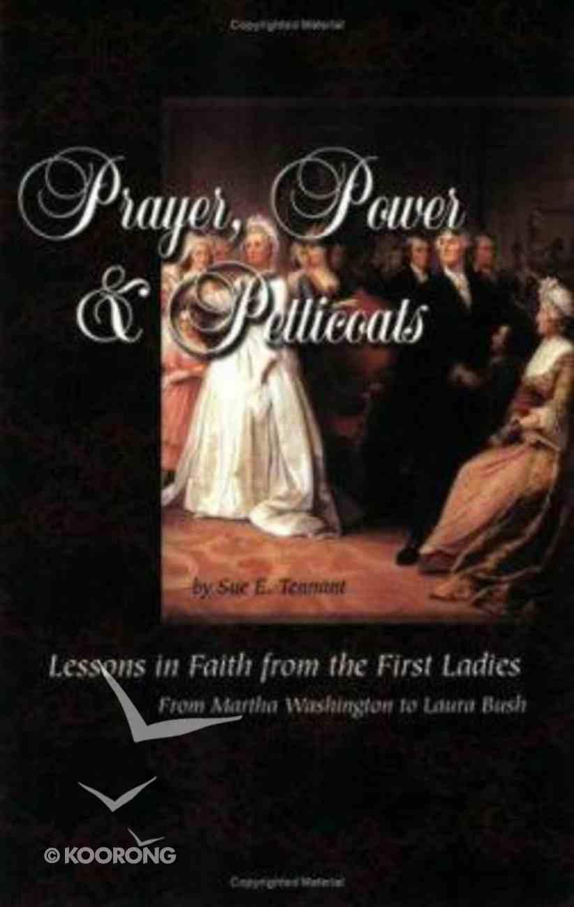 Prayer Power & Petticoats Paperback