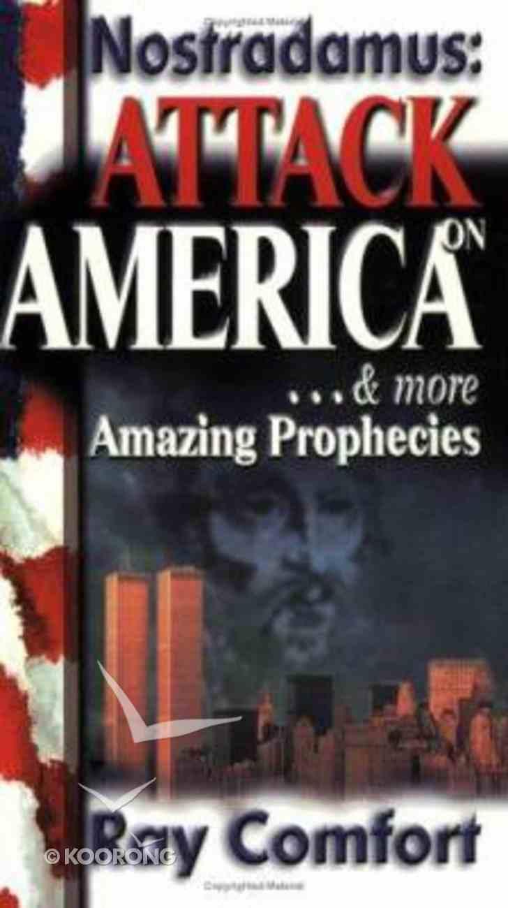 Nostradamus: Attack on America Mass Market