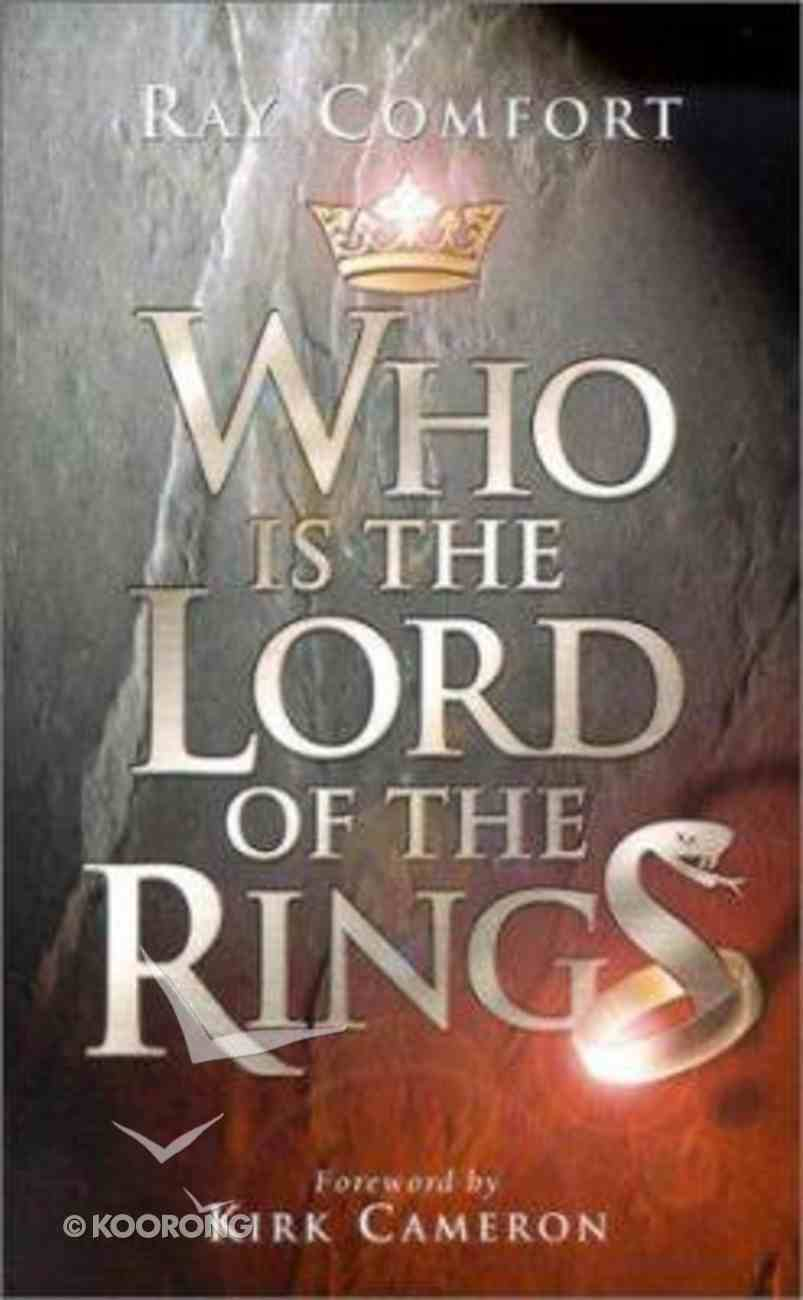 Who is the Lord of the Rings? Paperback