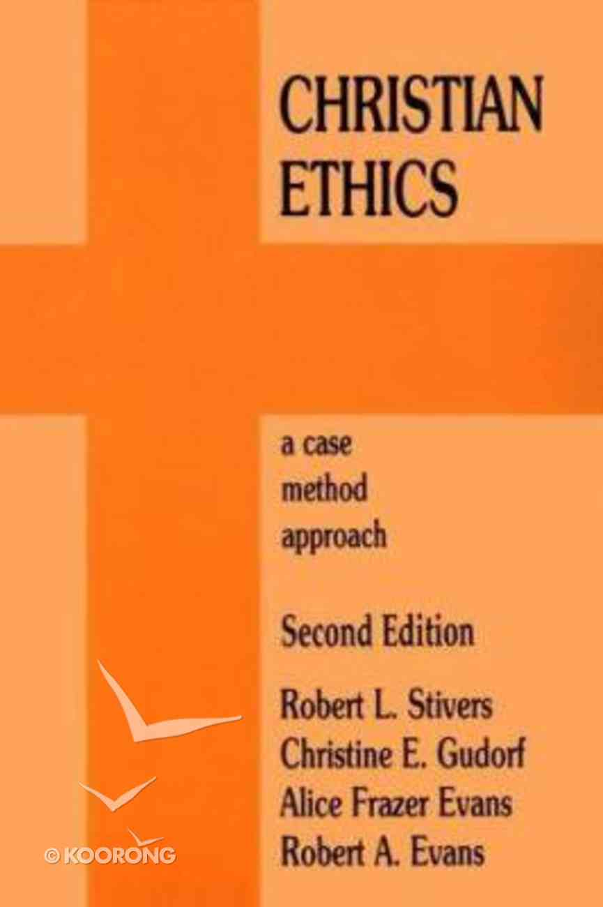 Christian Ethics (2nd Edition) Paperback