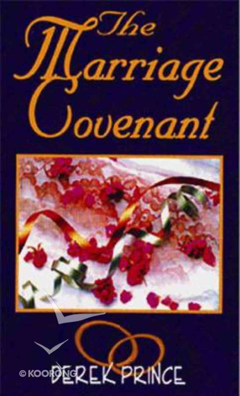 The Marriage Covenant Mass Market