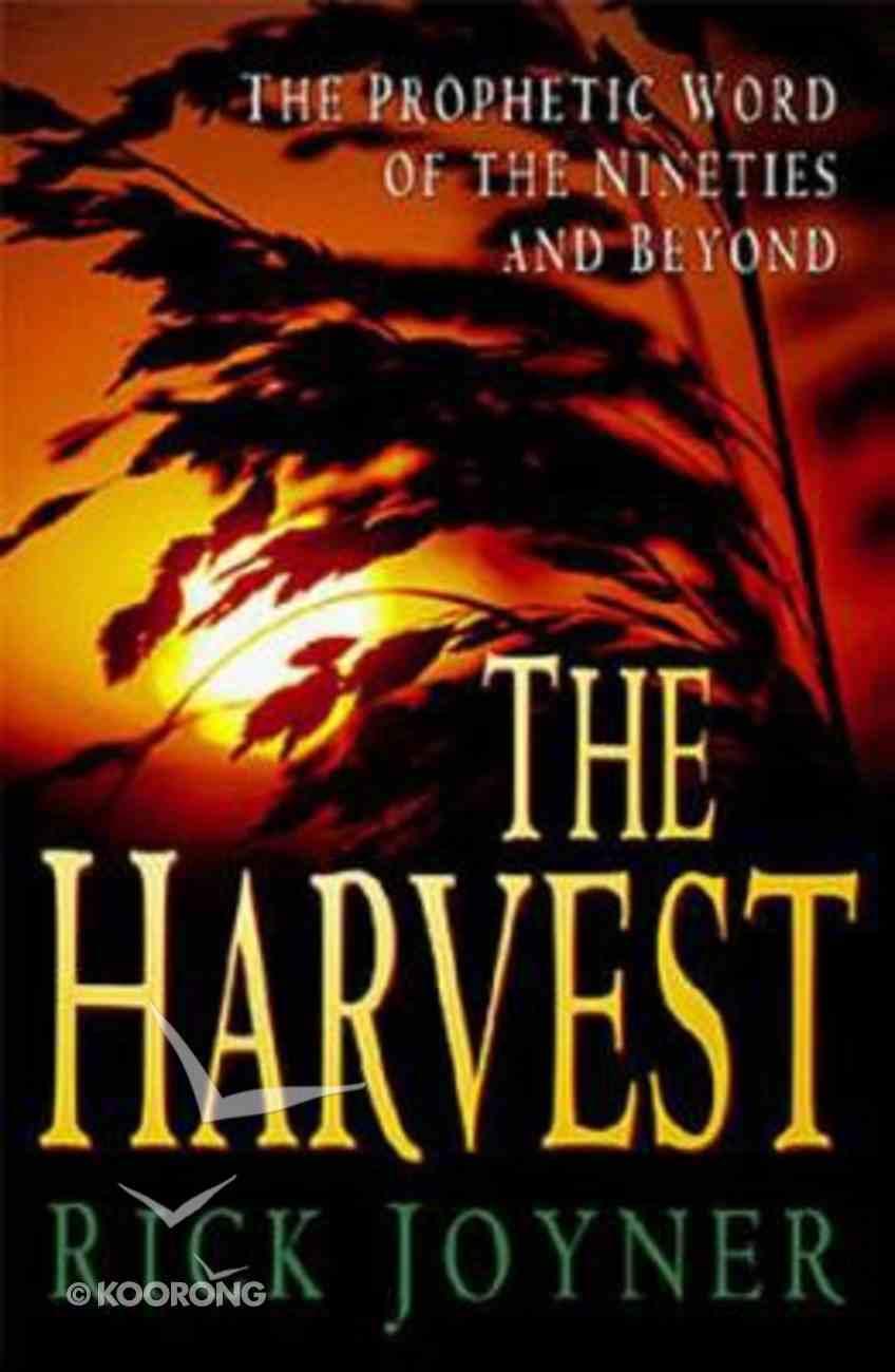 The Harvest Paperback