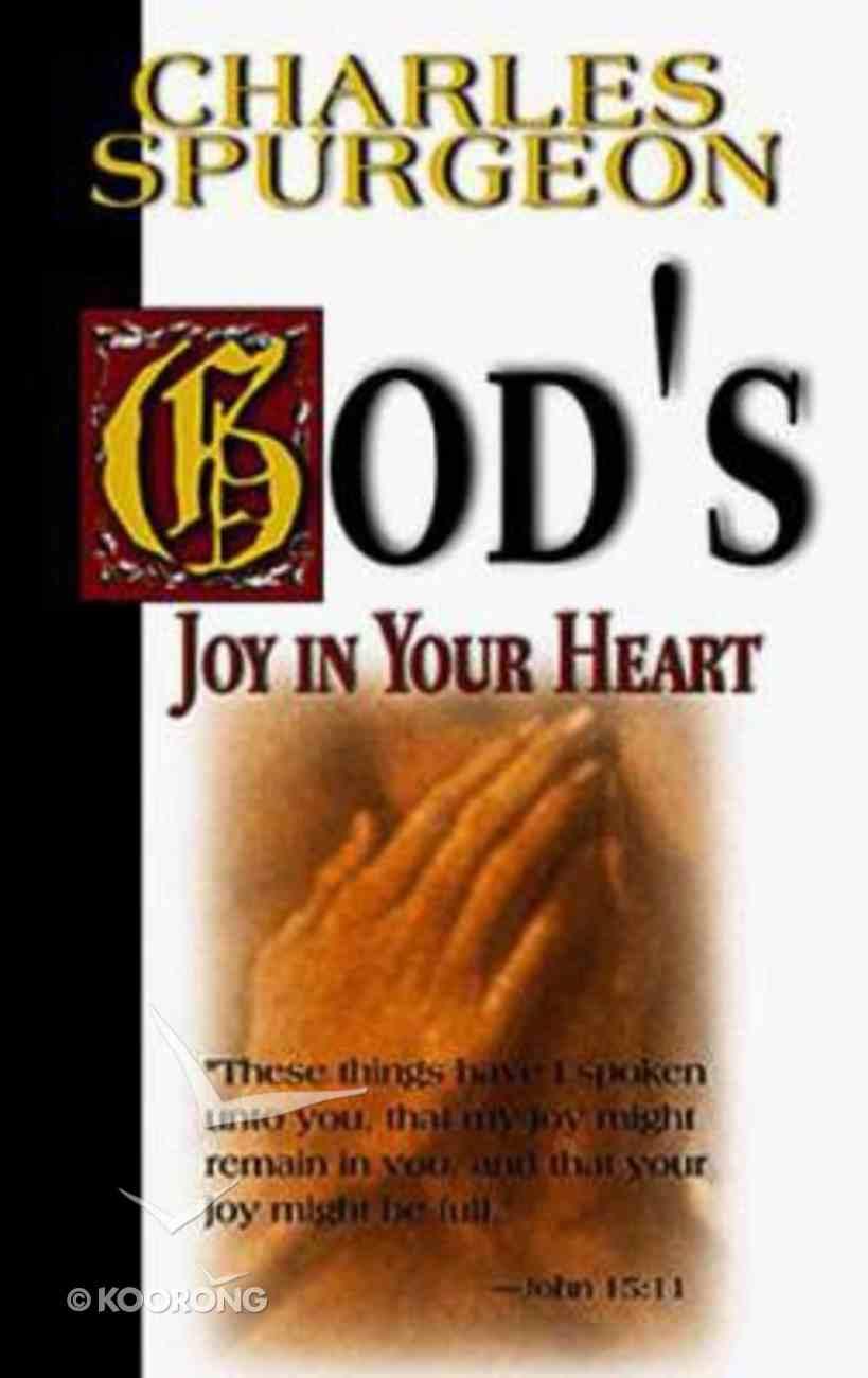 God's Joy in Your Heart Paperback