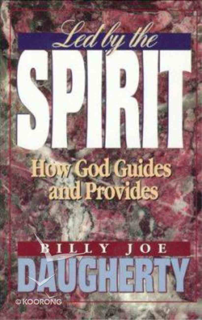 Led By the Spirit Paperback