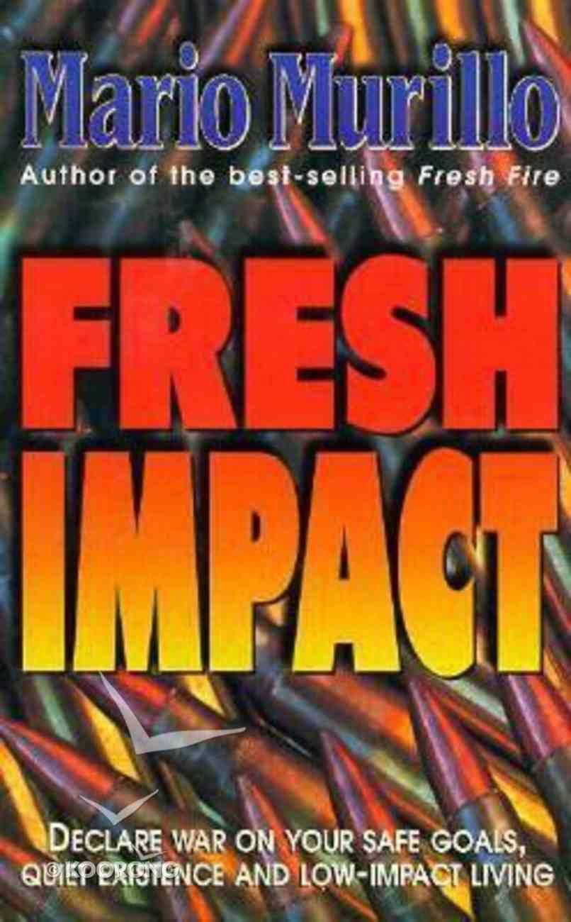 Fresh Impact Paperback