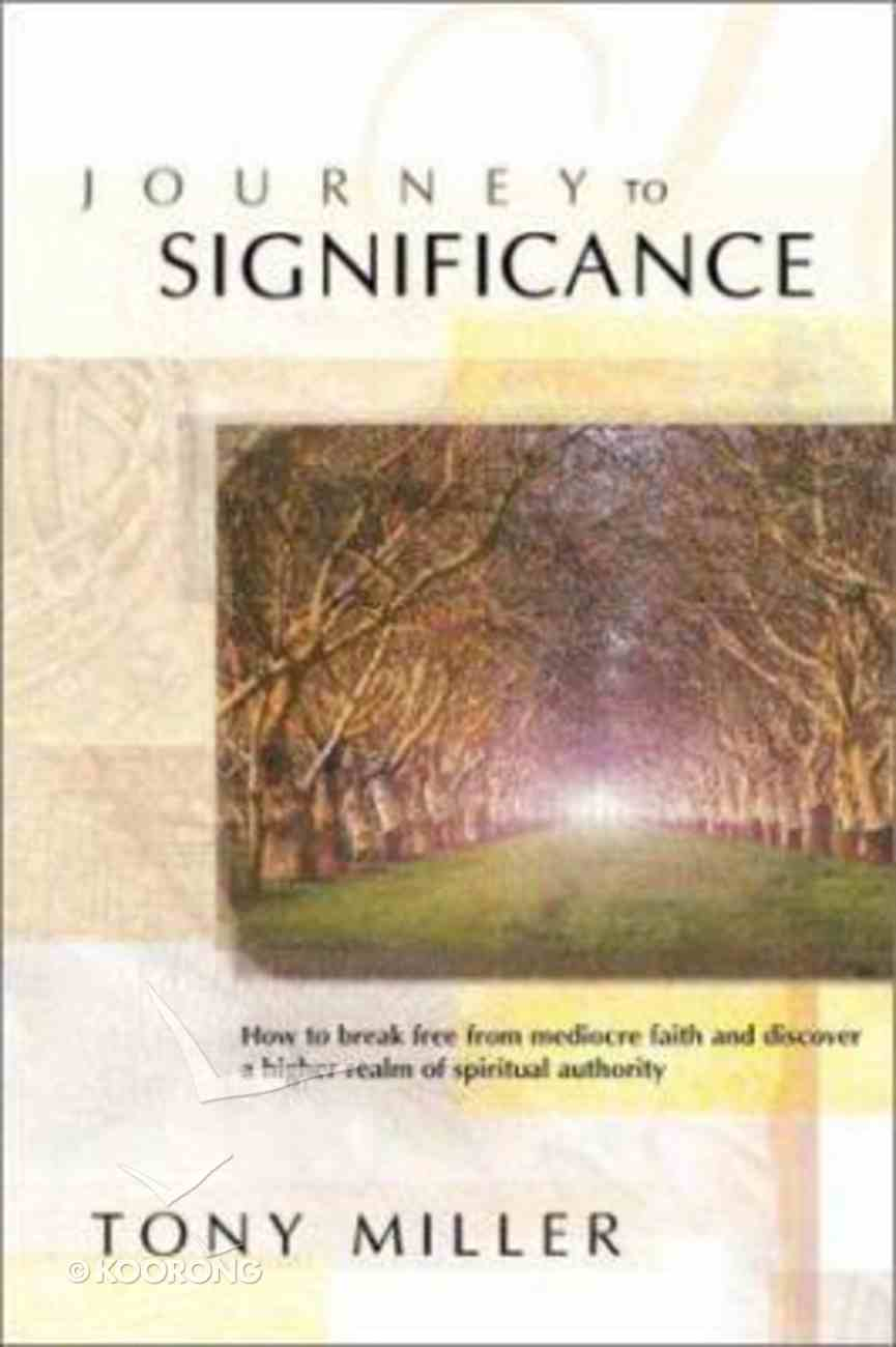 Journey to Significance Paperback